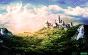梦幻城堡 多彩多分辨 系统壁纸