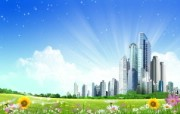 梦想家园 最美好的日子宽屏壁纸 壁纸3 梦想家园:最美好的日 系统壁纸