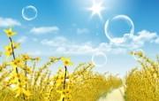 梦想家园 最美好的日子宽屏壁纸 壁纸6 梦想家园:最美好的日 系统壁纸