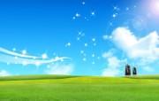 梦想家园 最美好的日子宽屏壁纸 壁纸11 梦想家园:最美好的日 系统壁纸