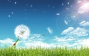 梦想家园 最美好的日子宽屏壁纸 壁纸12 梦想家园:最美好的日 系统壁纸