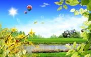 梦想家园 最美好的日子宽屏壁纸 壁纸19 梦想家园:最美好的日 系统壁纸