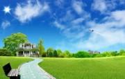 梦想家园 最美好的日子宽屏壁纸 壁纸20 梦想家园:最美好的日 系统壁纸