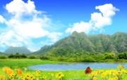 梦想家园 最美好的日子宽屏壁纸 壁纸30 梦想家园:最美好的日 系统壁纸