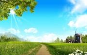 梦想家园 最美好的日子宽屏壁纸 壁纸34 梦想家园:最美好的日 系统壁纸