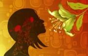女人花 系统壁纸