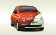 全新菲亚特 Fiat 500 系统壁纸