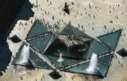 上帝之眼 扬恩 亚瑟 Yann Arthus Bertrand 空中摄影奇景壁纸法国篇 壁纸18 上帝之眼:扬恩・亚瑟 系统壁纸