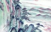 中国风水墨画 宽屏壁纸 壁纸8 中国风水墨画 宽屏壁 系统壁纸