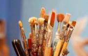 画笔颜料 2 15 画笔颜料 炫彩壁纸