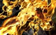 火焰特写 3 17 火焰特写 炫彩壁纸