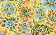 五彩布纹 炫彩壁纸