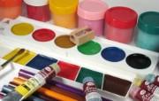画笔颜料 1 3 画笔颜料 炫彩壁纸