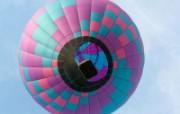 五彩热气球 1 18 五彩热气球 炫彩壁纸