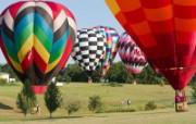 五彩热气球 1 10 五彩热气球 炫彩壁纸