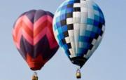 五彩热气球 1 5 五彩热气球 炫彩壁纸