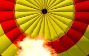 五彩热气球 1 4 五彩热气球 炫彩壁纸