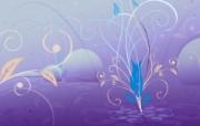 五彩花纹 1 18 五彩花纹 炫彩壁纸