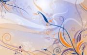 五彩花纹 1 16 五彩花纹 炫彩壁纸