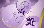 五彩花纹 1 15 五彩花纹 炫彩壁纸