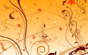 五彩花纹 1 11 五彩花纹 炫彩壁纸