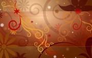 五彩花纹 1 8 五彩花纹 炫彩壁纸