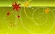 五彩花纹 1 6 五彩花纹 炫彩壁纸
