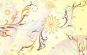 五彩花纹 1 2 五彩花纹 炫彩壁纸