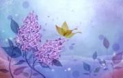 炫彩花卉合成 1 15 炫彩花卉合成 炫彩壁纸