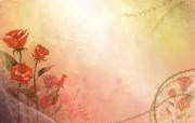 炫彩花卉合成 1 7 炫彩花卉合成 炫彩壁纸