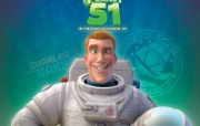 《51号星球 Planet 51》电影壁纸 影视壁纸