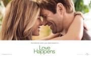 《爱不胜防 Love Happens 》电影壁纸 影视壁纸