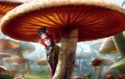 爱丽丝梦游仙境 Alice in Wonderland 壁纸3 《爱丽丝梦游仙境》 影视壁纸