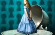 爱丽丝梦游仙境 Alice in Wonderland 壁纸5 《爱丽丝梦游仙境》 影视壁纸