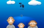 《A ittle monk 童僧》韩国官方电影壁纸 影视壁纸