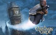 A Christmas Carol 圣诞夜怪谭桌面壁纸 北美新上映电影壁纸合集2009年11月版 影视壁纸