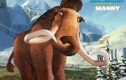 《冰河世纪3:恐龙的黎明》壁纸 影视壁纸