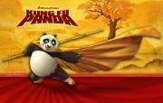 超人气动画电影《功夫熊猫》 影视壁纸
