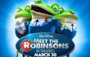 电影壁纸《拜见罗宾逊一家 meet the robinsons》 影视壁纸