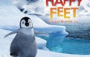 电影壁纸《快乐的大脚 The Happy Feet》 影视壁纸