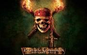 电影《加勒比海盗2》精美壁纸 影视壁纸