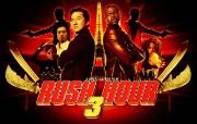电影《尖峰时刻3 Rush Hour 3》 影视壁纸