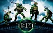 电影《忍者神龟TMNT》精美壁纸 影视壁纸
