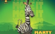 动画电影《马达加斯加2:逃往非洲 》壁纸 影视壁纸