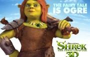 怪物史莱克4 Shrek Forever After 电影壁纸 Shrek Forever After 史瑞克快乐4神仙桌面壁纸 怪物史莱克4 Shrek Forever After 影视壁纸