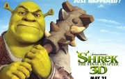 怪物史莱克4 Shrek Forever After 影视壁纸