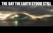 地球停转日 The Day The Earth Stood Still壁纸下载 好莱坞新上映电影壁纸合集2008年12月版 影视壁纸