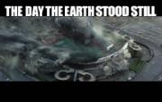 The Day The Earth Stood Still 当地球停止转动壁纸下载 好莱坞新上映电影壁纸合集2008年12月版 影视壁纸