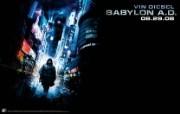 好莱坞新上映电影壁纸合集2008年8月版 影视壁纸