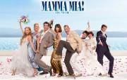 好莱坞音乐片《妈妈米娅 Mamma Mia 》电影壁纸 影视壁纸